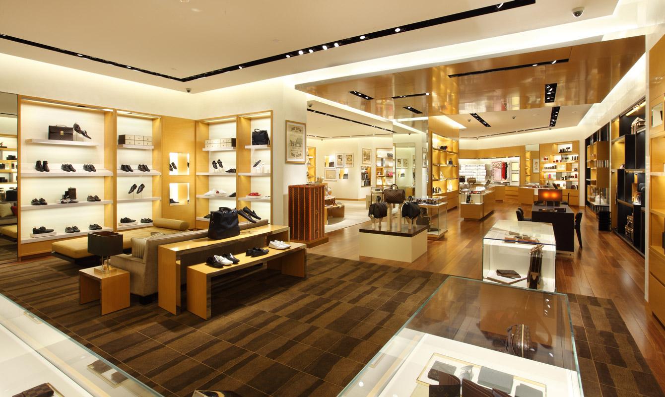 Louis Vuitton Interior Louis Vuitton